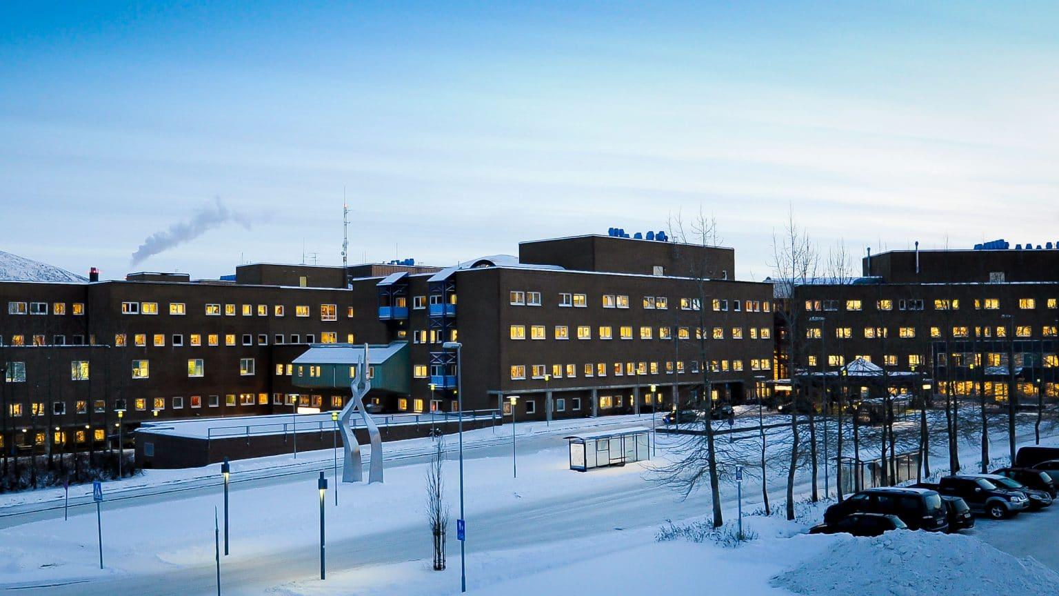 CO2 varmepumpe til Universitetssykehuset Nord-Norge
