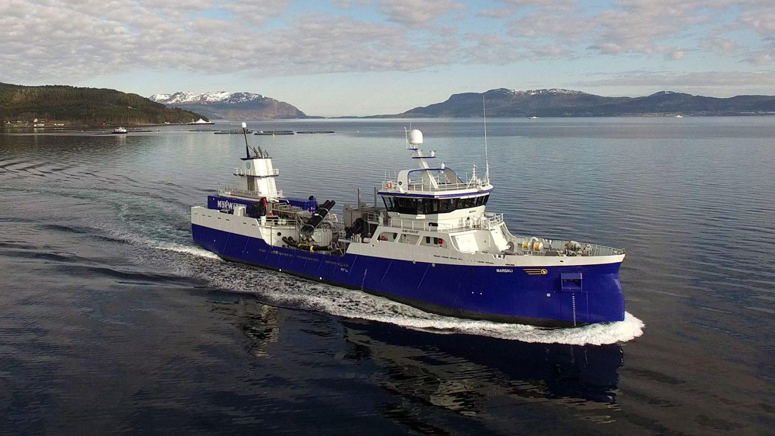 RSW-system til skotsk brønnbåtrederi