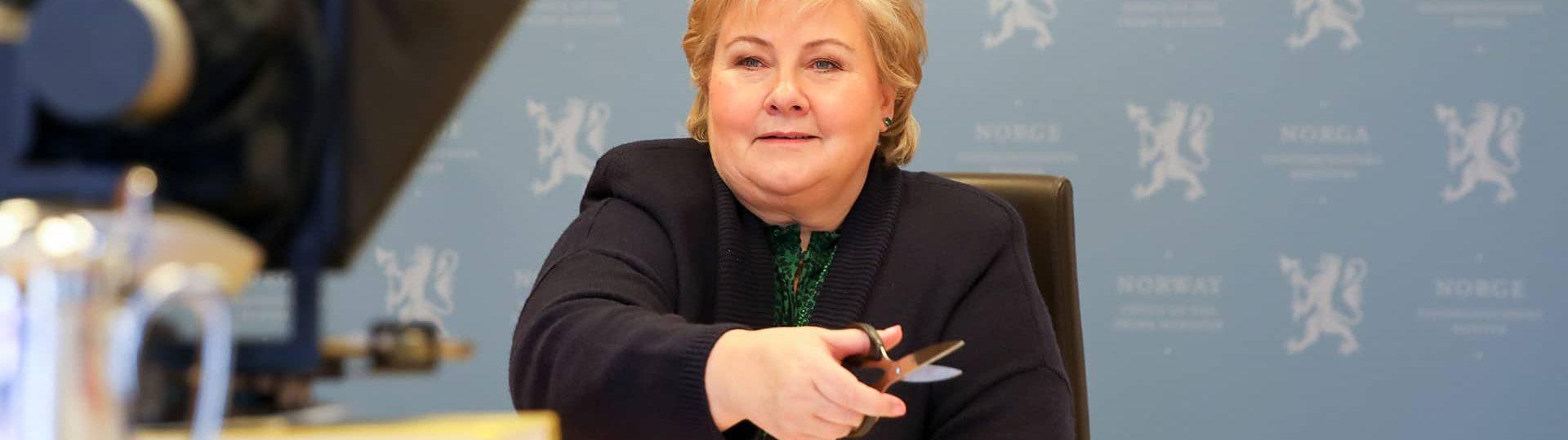 Statsminister-Erna-Solberg